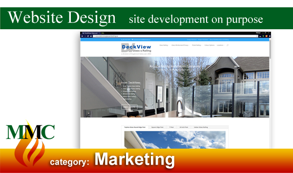 Michael Maguire Consulting does websites